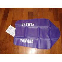 Capa De Banco Yamaha Dt 180 Roxa