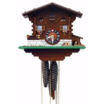 Reloj Cucu Lötscher Suizo, Chalet, Musical