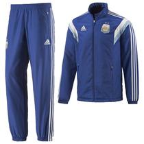 Conjunto Adidas Afa Pres Suit 14 - Sagat Deportes - F88833