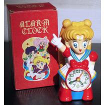 Sailor Moon Figura Reloj Despertador