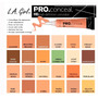 Corretivo L.a Girl Pro Conceal Hd High Definition