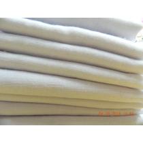 Pañales De Tela Blancos 100 X 50 Cm Doble Gasa 100%algodon