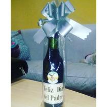 Botella Fernet Personalizada Petaca 50ml Ideal Cumpleaños 18