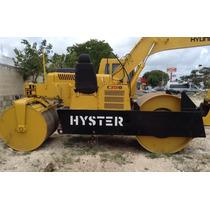 Compactador Hyster Estatico C350d Tandem