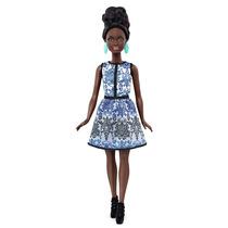 Barbie Collector Fashionista Model 2016 Original De Mattel