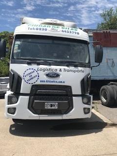 Ford Cargo 1722 35 Tractor Con Cabina Semi 11 111 111 En
