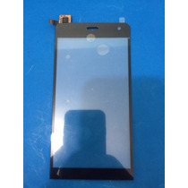 Touch Screen Glass Lanix Ilium S670 Negro Nuevo