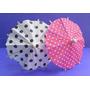 Paraguas, Sombrillas De Papel Para Tragos O Botellas