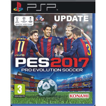 Patch Pes Update 2017 Psp Via Download