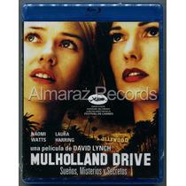 Mulholland Drive Sueños Misterios Y Secretos Blu-ray