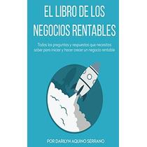 Libro De Los Negocios Rentables-digital