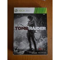 Tomb Rider Edicion De Coleccion X-box 360