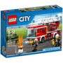 Lego City Camion Bombero 60107 Palermo Zona Norte