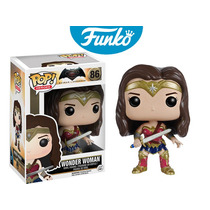 Wonder Woman Funko Pop Batman V Superman