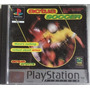 Actua Soccer-playstation 1 Original Europeu Pal