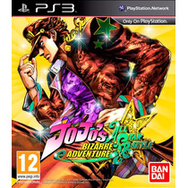 Jojos Bizarre Adventure All-star Battle Ps3 .: Finalgames :.