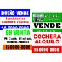 Cartel Lona Impresa 2,00x1,00 Mt. Tipo Inmobiliaria, Vendo,