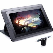 Wacom Cintiq 13hd Com Touch Dth1300