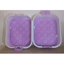 Porta Cupcakes 24 Mini O 12 Tamaño Normal
