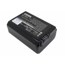 Bateria Para Sony Np-fw50 Alfha A3000 Nex3 Nex5 Nex7 Slt A33
