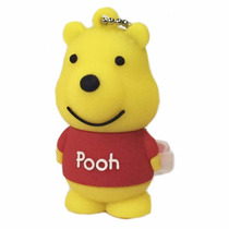 Promocion Memoria Usb 3d 8gb Pooh Rojo Tenemos Mas Modelos