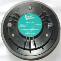 Driver Sound Barrier Sb-200d Waudiscoshow