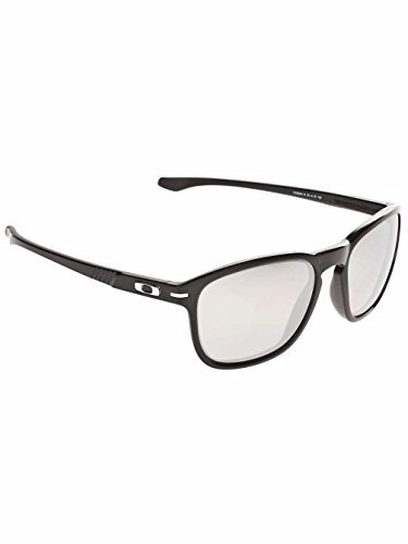 bea8be2a1b171 Óculos De Sol Oakley Enduro - Black Ink chrome Iridium Pol. - R  339,00 em  Mercado Livre