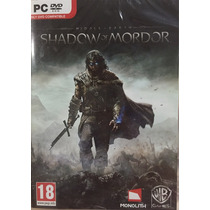 Shadow Of Warriro Pc Dvd Ingles Nuevo Disco Fisico Steam
