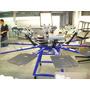 Pulpos Estampación Textil