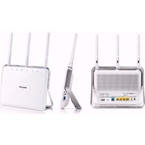Roteador Wireless Gigabit Dual Band Archer C8 Router Ac1750