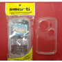 Capa De Silicone Smarti Transparente P/ Celular Q5 Tv
