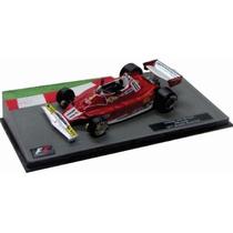 Formula 1 Ferrari 312 T2 1977 1/43 Niki Lauda Brasil Metal