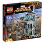 Lego Superheroes Attack On Avengers Tower (76038)