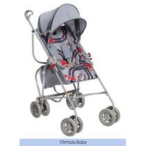 Carrinho Bebê Reversível Guarda Chuva Galzerano Formula Baby