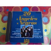 Angeles Negros Cd 20 Exitos Originales Usa