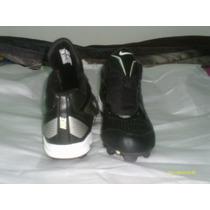 Vendo Zapatos Para Jugar Sofboll Y Baseboll Usado Marca Nike