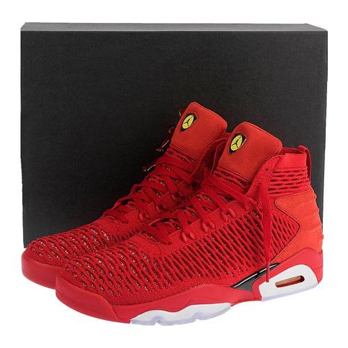 2c9787ed8cad6 Tênis Nike Air Jordan Flyknit Elevation 23 Red Last Shot - R  779