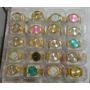 Kit C/10 Relogios Feminino Dourado+caixas Atacado+frete
