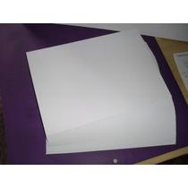 Papel A4 Couche 250g Branco Com Brilho - 100 Folhas