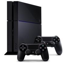 Consola Ps4 500gb Sony +2 Joystick +juego Oferta!!!!!
