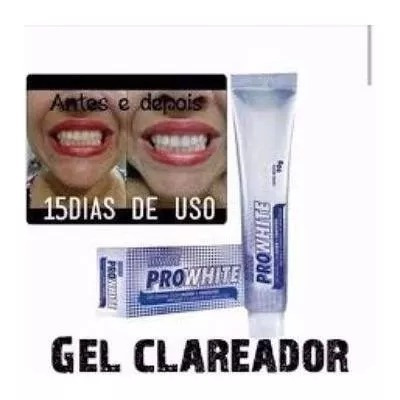 Kit Com 5 Gel Dental Clareador Hinode Pro R 39 99 Em Mercado Livre