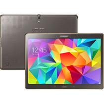 Tablet Samsung Galaxy Tab S T805 Bronze Tela 10 Wifi 4g 16gb