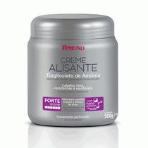 Creme Alisante Tioglicolato De Amônia Forte Amend - 500g