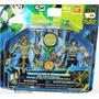 Ben 10 Alien Creación Cámara Mini Figura 2-pack Benvicktor