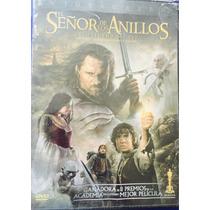 El Señor De Los Anillos: El Retorno Del Rey Dvd Nueva