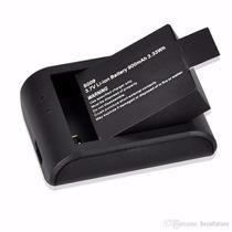 Kit Bateria E Carregador Camera Sj4000 Sj5000 Sjcam