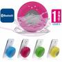 Caixa De Som Bluetooth Banheiro Prova D Agua Com Garantia