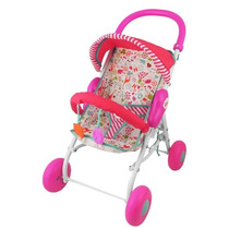 Fisher-price Little Baby Doll Stroller Mommy