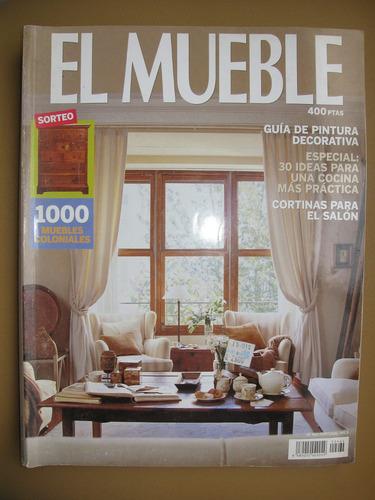 revista decoracion especial cocina el mueble