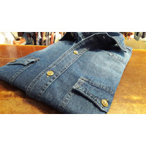 Camisa De Jeans Talle Especial 48-50-52 Be Yourself